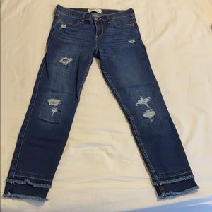 Abercrombie kids jeans for girls